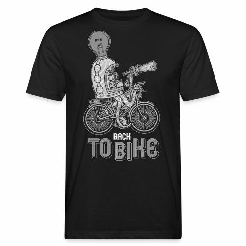 back to bike - T-shirt bio Homme