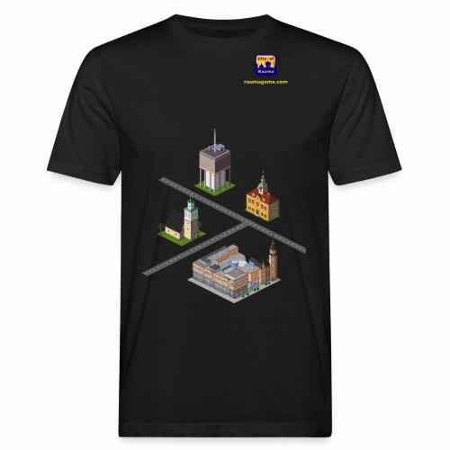 Raumagame mix - Miesten luonnonmukainen t-paita