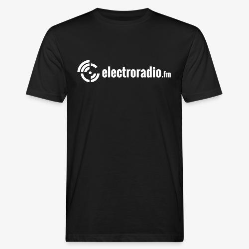 electroradio.fm - Männer Bio-T-Shirt