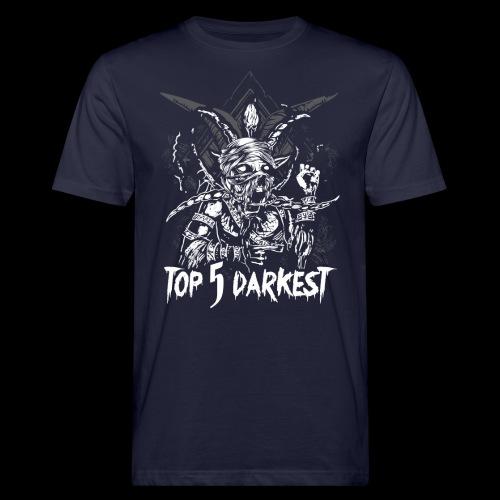 Top 5 Darkest - Men's Organic T-Shirt