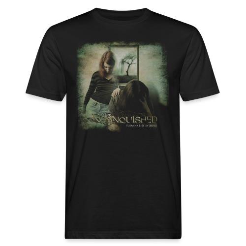 Relinquished - Susanna Lies in Ashes - Männer Bio-T-Shirt