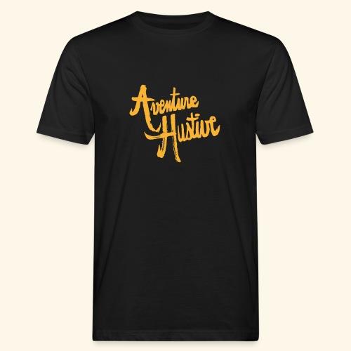 AventureHUstive - T-shirt bio Homme