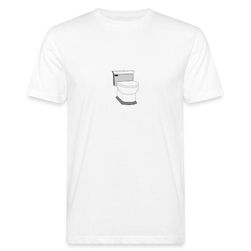 J'peux pas j'ai la chiasse - T-shirt bio Homme