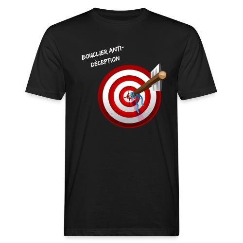 Bouclier anti-déception - T-shirt bio Homme