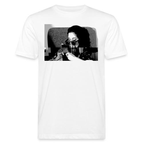 Santa biblia - Camiseta ecológica hombre