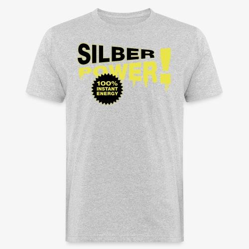 SilberPower! - Organic mænd