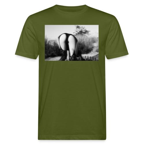 distorsion - Camiseta ecológica hombre