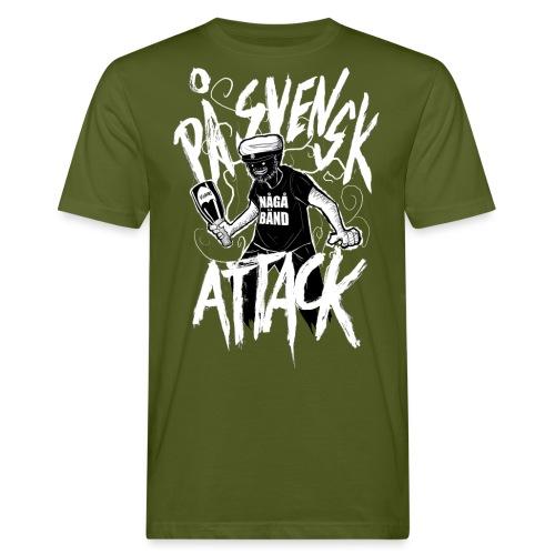 På Svenska Tack - Men's Organic T-Shirt