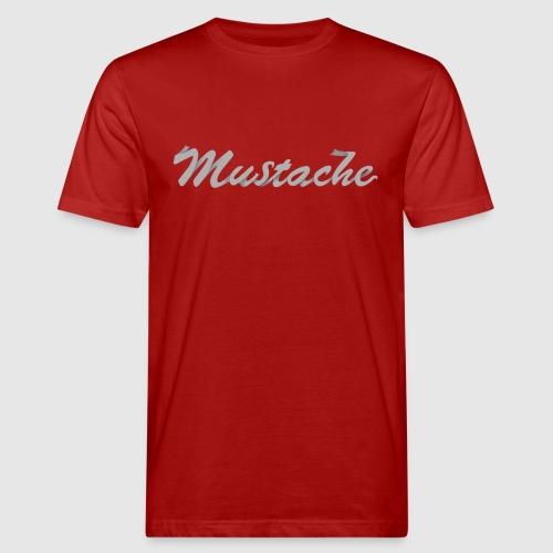 White Lettering - Men's Organic T-Shirt