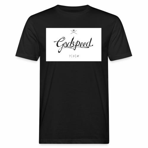 godspeed - Miesten luonnonmukainen t-paita