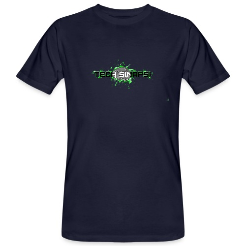 Tech Sinapsi SPLASH - T-shirt ecologica da uomo