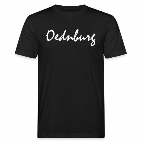 Oednburg Wit - Mannen Bio-T-shirt