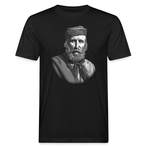 TSHIRT GARIBALDI - T-shirt ecologica da uomo