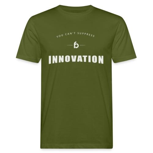 You can't suppress Innovation - T-shirt ecologica da uomo