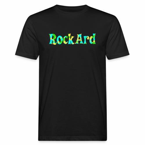RockArdVibrant - Men's Organic T-Shirt