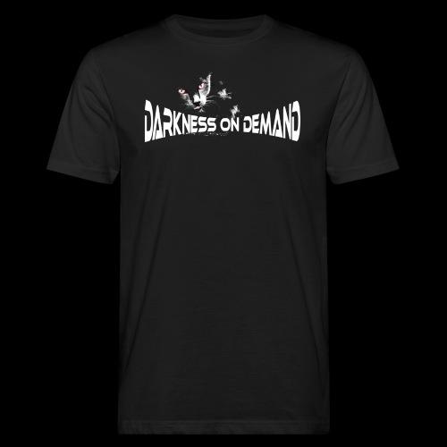 DoD Darkness on Demand Cat - Männer Bio-T-Shirt