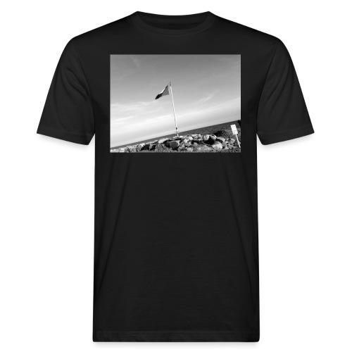 Beach feeling - Männer Bio-T-Shirt