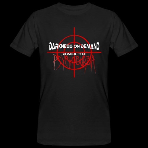 DoD Back to Psychoburbia - Männer Bio-T-Shirt