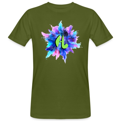 Hockeyvidshd nieuwe collectie - Mannen Bio-T-shirt