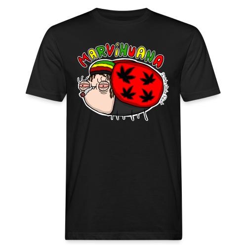 Marvihuana - Männer Bio-T-Shirt