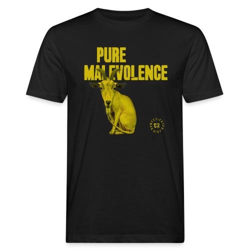 Domesticated Riot - Pure Malevolence - Ekologisk T-shirt herr