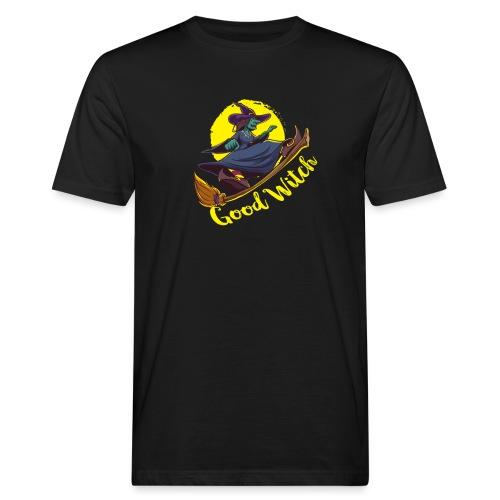 Good Witch Outfit für Hexen im Kessel brauen - Männer Bio-T-Shirt