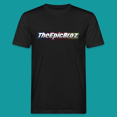 TheEpicBroz - Mannen Bio-T-shirt