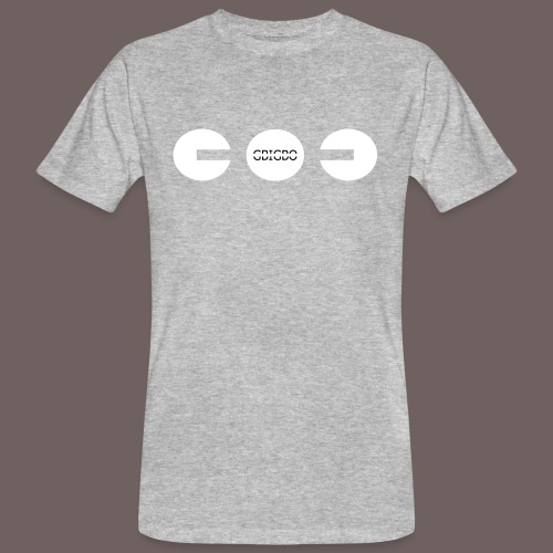 GBIGBO zjebeezjeboo - Fun - Packman 01 - T-shirt bio Homme