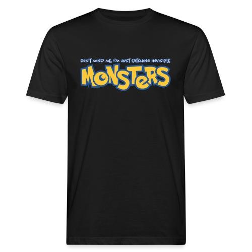 Monsters - Men's Organic T-Shirt