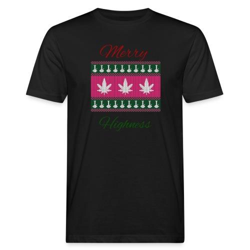 merry highness - Männer Bio-T-Shirt