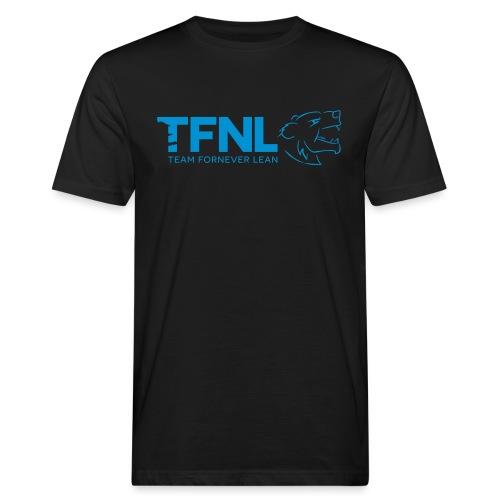 TFNL Blue Logo Tee - Men's Organic T-Shirt