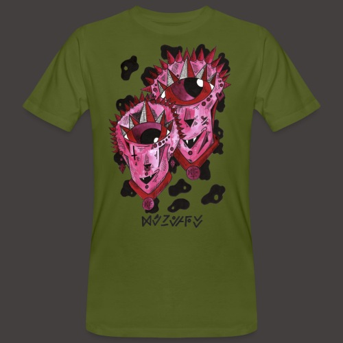 Gemeaux original - T-shirt bio Homme