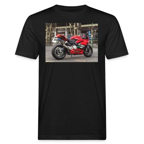 Panigale 959 Race - Männer Bio-T-Shirt
