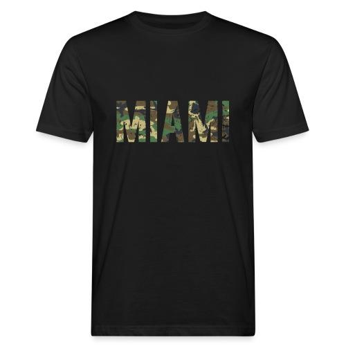 Miami - Männer Bio-T-Shirt