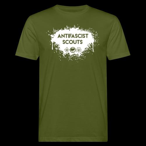 Antifascist Scouts - Men's Organic T-Shirt
