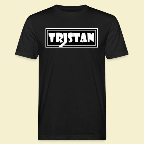 Kleding met naam - Mannen Bio-T-shirt