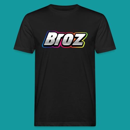 Broz - Mannen Bio-T-shirt