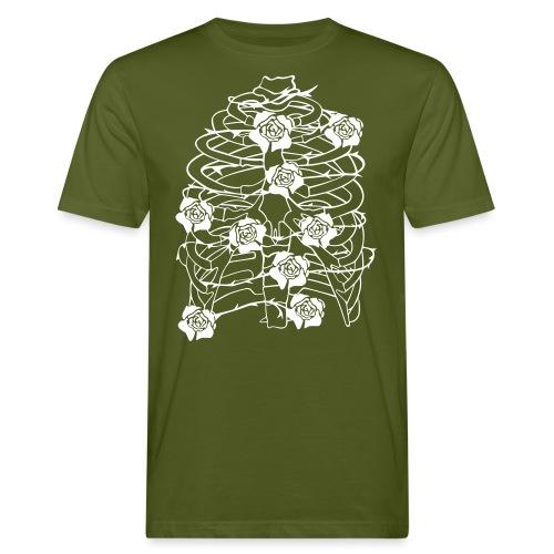 Inhale - Männer Bio-T-Shirt