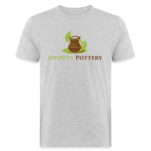 Sifoutv Pottery - Men's Organic T-Shirt