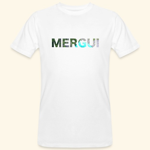 MERGUI - Men's Organic T-Shirt