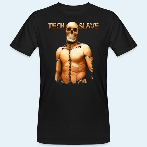 Tech Slave - Camiseta ecológica hombre