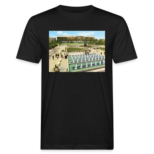 cartepostaleberlinpalaisddr - T-shirt bio Homme