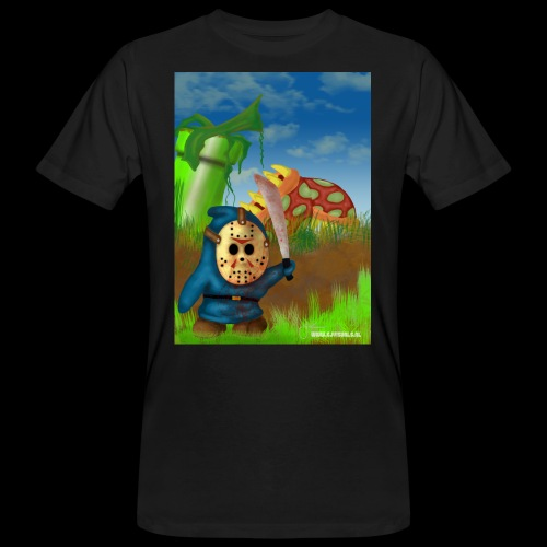 SuperMario: Not so shy guy - Mannen Bio-T-shirt