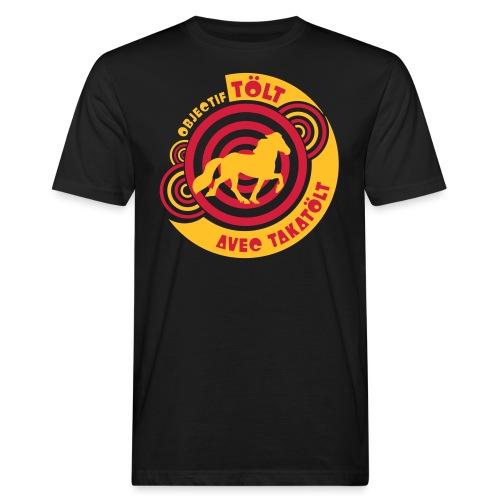 Objectif Tölt 2 - T-shirt bio Homme