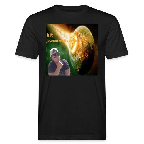 te -shirt pochette ablum HLT - T-shirt bio Homme