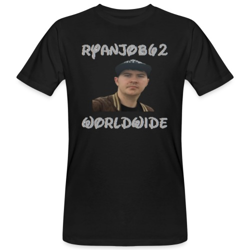 Ryanjob62 Worldwide - Men's Organic T-Shirt