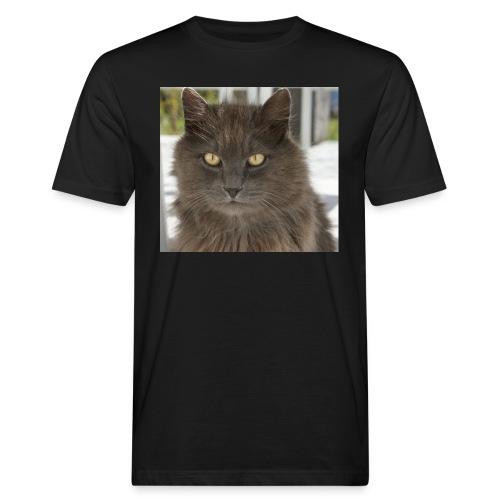 Kater Bärli - Männer Bio-T-Shirt
