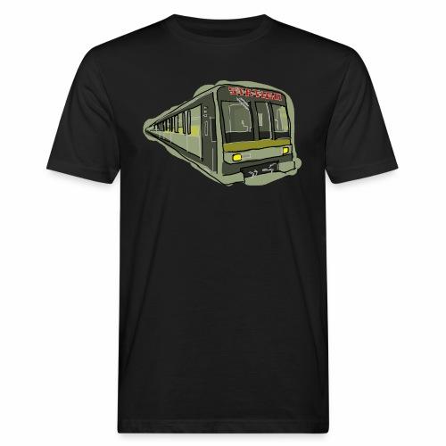 Urban convoy - T-shirt ecologica da uomo