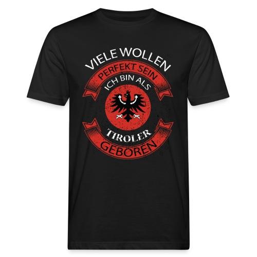 Tirol - Männer Bio-T-Shirt