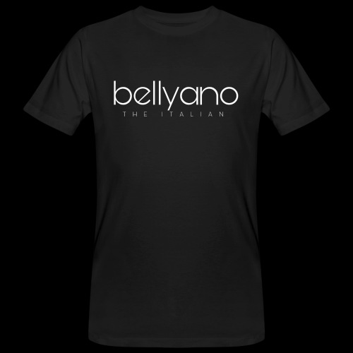 Bellyano The Italian - Männer Bio-T-Shirt